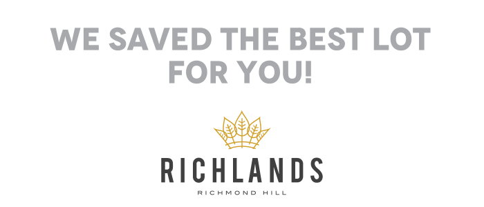 We Saved The Best Lot For You!