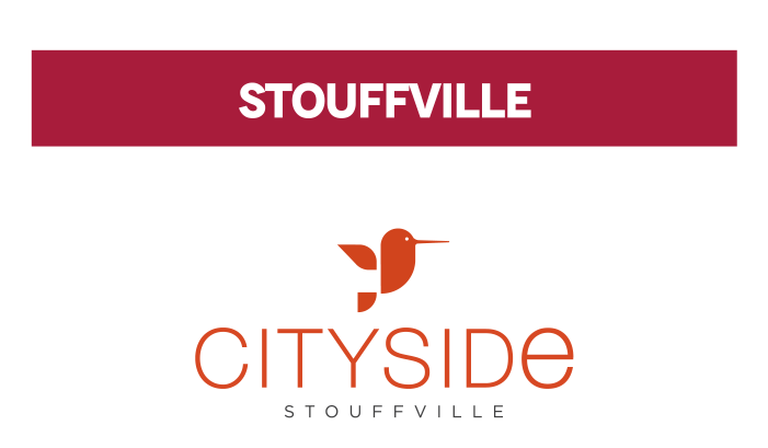 STOUFFVILLE Cityside With the release of all detached homes in Phase 2 around the corner, this is your only chance to purchase a Townhouse at Cityside Phase 2. Cityside combines the sophistication of urban amenities with all the comforts of country living.